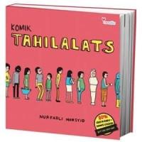 Buku Promo Komik Tahilalats - Nurfadli Mursyid