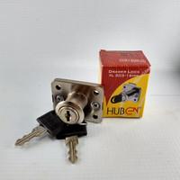 KUNCI LACI / LEMARI HUBEN HL-303-16mm