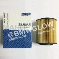 FILTER OLI BMW M52 M54 (E36 E39 E46 E60 E65 E66 X5 X3) MAHLE