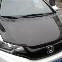 Kap Mesin Oem Carbon for Honda Jazz GK5 2014-2016