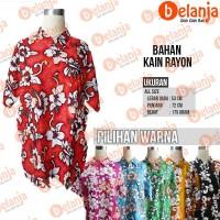 Baju Kemeja Pantai Bali Size XXXL
