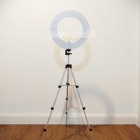 Ring light 42 cm + tripod + dimmer wirless