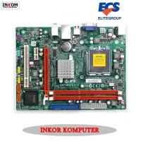 Motherboard Intel LGA 775 G41 DDR3 ECS