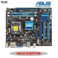 Motherboard Intel LGA 775 G41 DDR2/DDR3 Asus