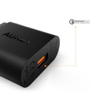 AUKEY PA-T9 Wall Charger QC 3.0 Single Port Qualcomm Quick CAH2