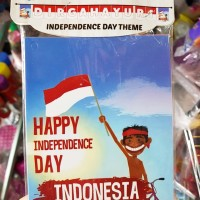 BUNTING FLAG DIRGAHAYU RI/ BUNTING FLAG HAPPY INDEPENDENCE DAY