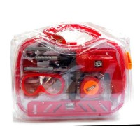 Tools Set Koper Merah - Mainan Anak Alat Tukang   Toy