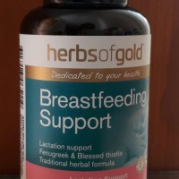 Herbs Of Gold Breastfeeding Support 60 tablet