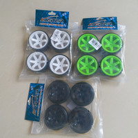 Ban MST + Velg Celong Austar RC Drift Car 1/10 Hex 12mm hsp sakura
