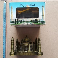 Miniatur Taj Mahal India