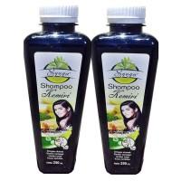 Shampoo Kemiri SYUGA dengan Kemiri lidah buaya seledri penumbuh rambut