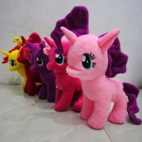 Boneka Kuda Poni My Little Pony
