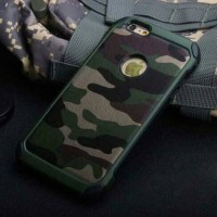 iPhone SE 2020 / 8 / 7 Casing Army Camouflage Case