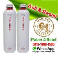 Tahitian Noni Maxidoid Murah 2 Botol Khasiat 4x Lipat