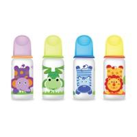 Baby Safe Botol Susu 125 Ml Karakter Dengan Dot Standar Js003