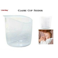 CUP FEEDER GELAS CANGKIR MINUM ASI SUSU BAYI LITTLE BABY