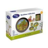 BABY SAFE MEALTIME COLLECTION - PERLENGKAPAN SET MAKAN BAYI ANAK BABY