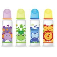 Baby Safe Botol Susu 260 Ml Karakter Dengan Dot Standar Js004