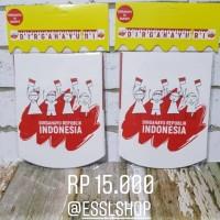 BUNTING FLAG DIRGAHAYU RI/ BANNER DIRGAHAYU REPUBLIK INDONESIA