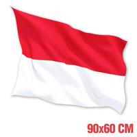 Bendera Indonesia Merah Putih 90 x 60 cm