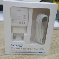 CHARGER CASAN VIVO 2,A 9V FAST CHARGING USB MICRO ORIGINAL 100% VIVO
