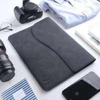 Clutch/Macbook Sleeve/Tas ipad ISHIYA (PREMIUM. Original). -QUIBICK-