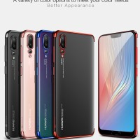 TPU PLATING case Huawei P20 - P20 Pro softcase casing cover ultra thin