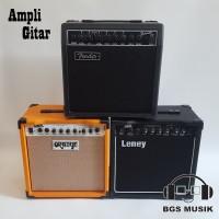 Ampli Gitar Oranye Fender Laney