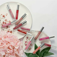 Wardah Lipstik Exclusive Mette Lip Cream