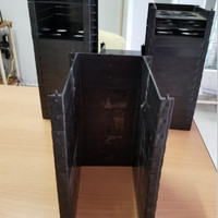 Kanban Box Type Custom Heijunka Kaizen