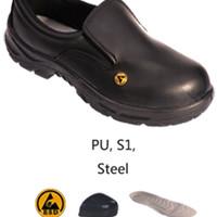 Sepatu Safety ESD/Anti Static Eurostat Jaguar