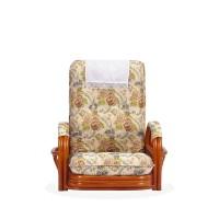 Hagihara Kursi Santai/Reclining Vintage Lesehan Kualitas Export
