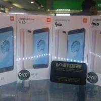 Handphone XIAOMI MI A1 RAM 4/64GB GOLD RESMI TAM ORIGINAL 100%