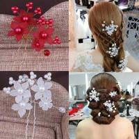 Hair pin hiasan rambut tusuk sanggul PC09 Terlaris