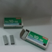 isi staples no.10