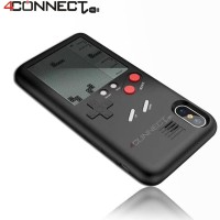4Connect Retro GameBoy Phone Case For Iphone X