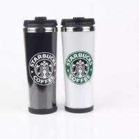 Tumbler Starbucks 450ml my botol stainless