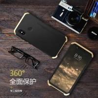 Xiaomi Redmi Note 5 5 Pro ELEMENT SOLACE case full cover casing metal