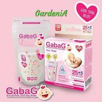 Gabag Kantong Asi - Breastmilk Storage Bags 100 ML 30 Pcs