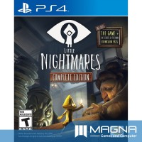 PS4 Game - Little Nightmares Complete Edition