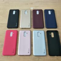 Soft Case Violet - Samsung Galaxy A6 Plus (2018) / A605