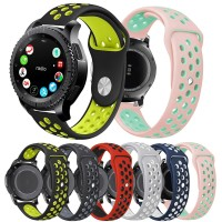 Strap Sport Silicone Nike Samsung Gear S3 Classic Frontier Band