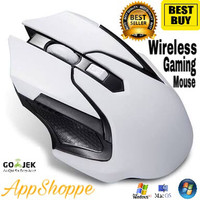 Mouse Wireless GAMING MOUSE 6D MIRIP REXUS AVIATOR S5 USB 2.4GHz