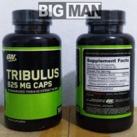ON Tribulus Terrestris 100 Capsules 100Caps Optimum Nutrition 50 Serv