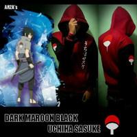 jaket anime uchiha sasuke