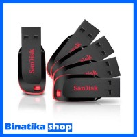 Original USB Flashdisk Sandisk 8GB Cruzer Blade