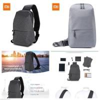 XIAOMI Tas Simple City Backpack - Hitam