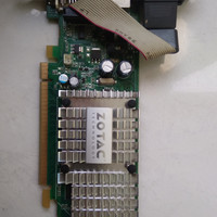 VGA Card PCI-E MSI Nvidia GeForce 6200 128Mb Istimewa