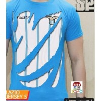 Kaos Cotton Lazio 3th 3D