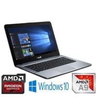 ASUS X441BA-GA912T LAPTOP 14|AMD A9-9425/4GB RAM/1TB HDD/VGA R5|WIN10